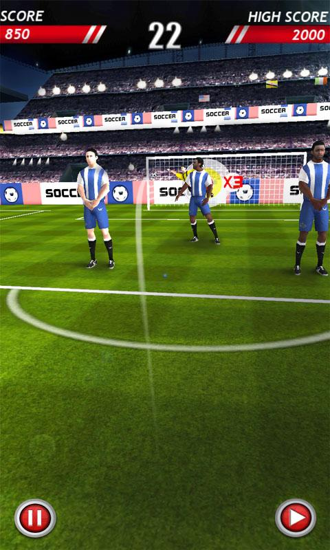 Soccer Kicks (Football)2