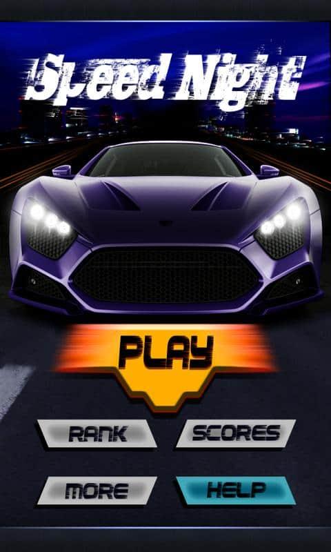 Speed Night1