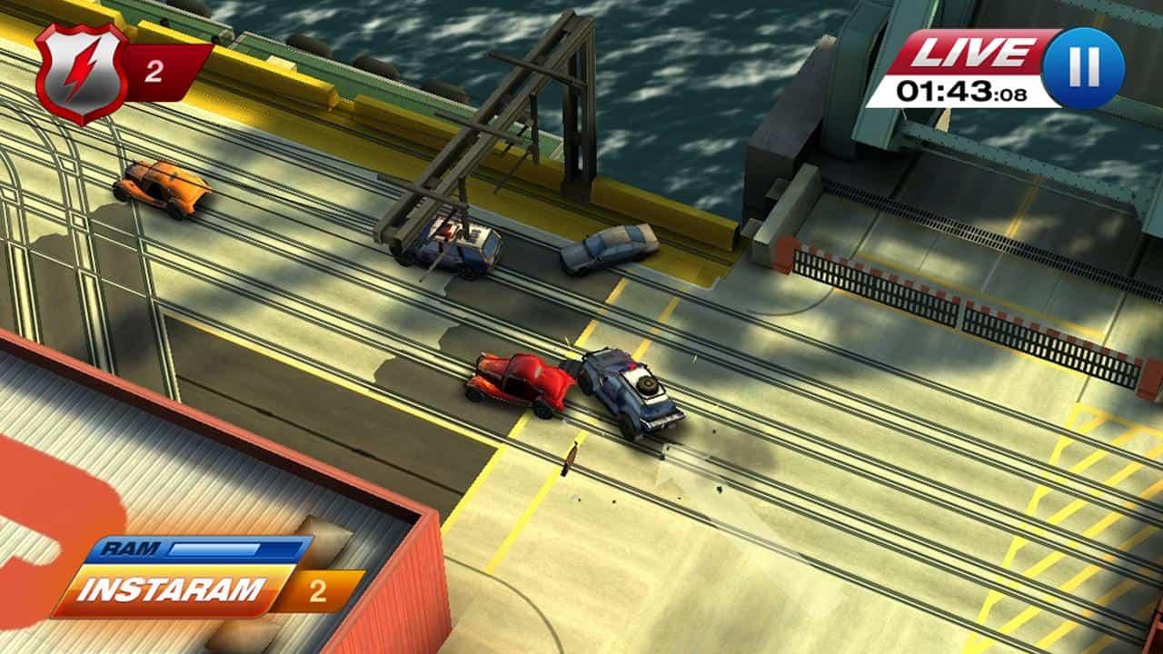 Smash Cops Heat4