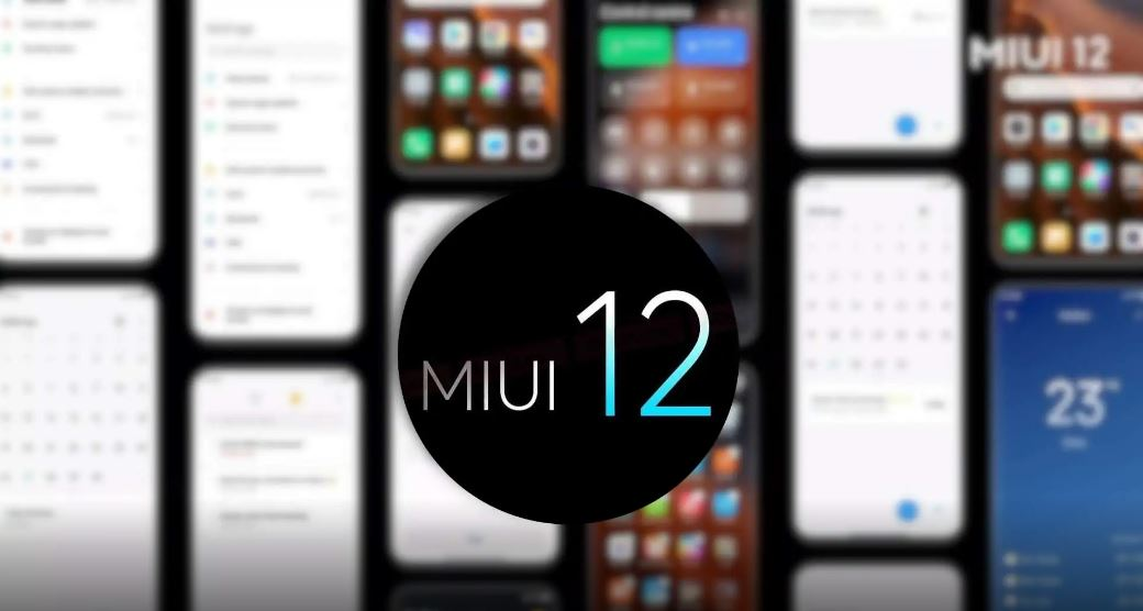 تحديث MIUI 12 لجميع اصدارت هواتف شاومي و ريدمي و بوكو